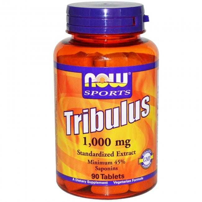 tribulus now - Now Sports - Tribulus Terrestris 1000mg 90 Tabletes (Produto Importado)